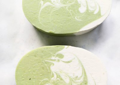 A new soap for the Soap Testers - Jade!
