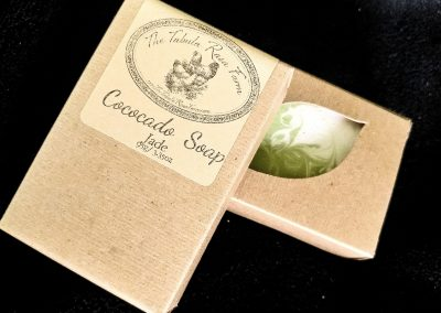 Jade Soap all boxed up!