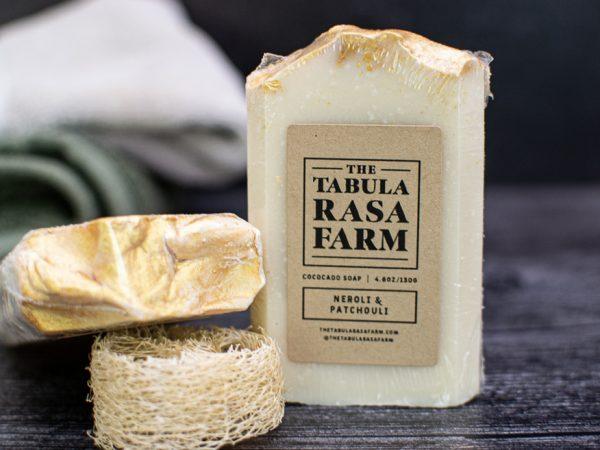 Neroli & Patchouli Handcrafted Soap