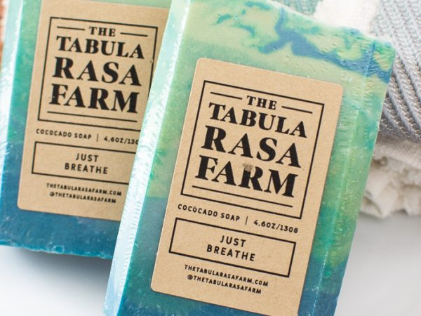 Just Breathe Handcrafted Soap