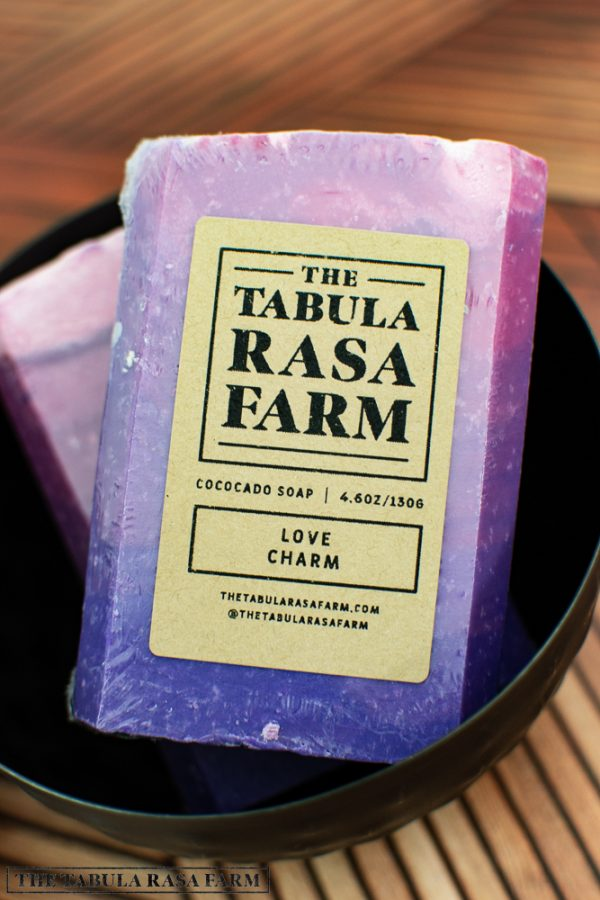 Love Spell Handcrafted Soap