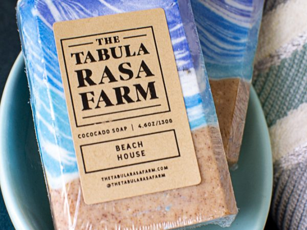 Beach House Handcrafted Soap