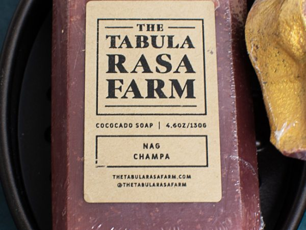 Nag Champa Handcrafted Soap